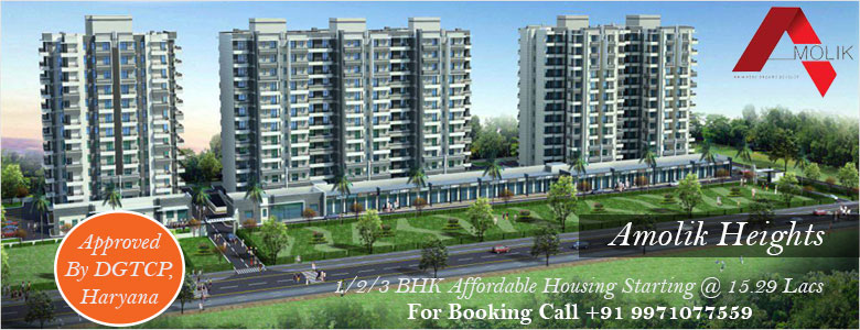 Amolik Heights, Sector-88, Faridabad